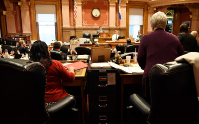 DENVER POST: Colorado Senate supports red flag gun bill as partisan drama continues